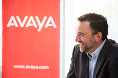 Javier Velasco, director general de Avaya en España.