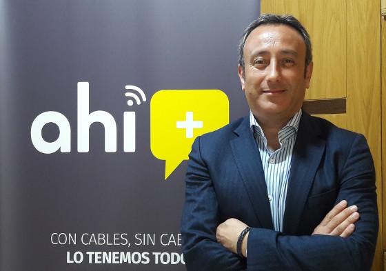 Alfonso Oliva, nuevo director de despliegues de fibra de Ahimas