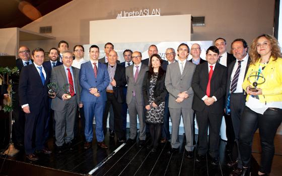 Premios @Aslan 2018: grandes proyectos de transformación digital en AAPP.