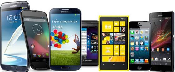 Los smartphones son los aparatos tecnológicos que más contaminan en España.