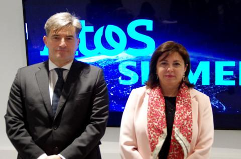 Iván Lozano y Rosa García.