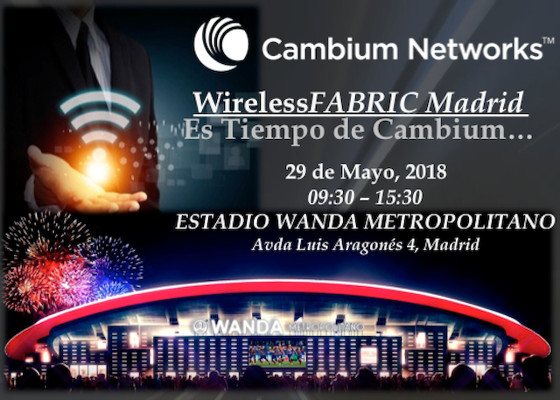 WirelessFABRIC Madrid