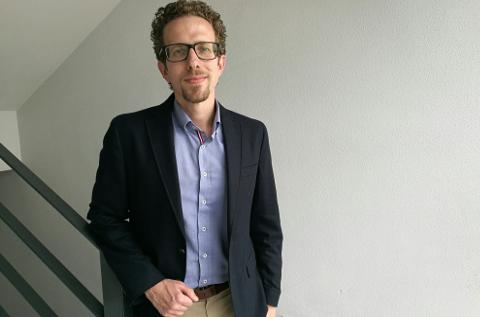 Daniel Havillio, responsable de innovación de Energy Sistem.