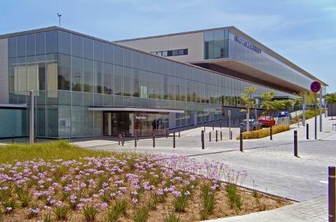 Hospital de la Fundació Sanitària Mollet.