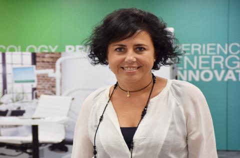 Yolanda Ortega, channel sales manager de Epson