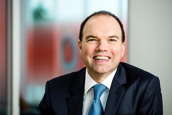Nick Read, nuevo CEO del Grupo Vodafone.