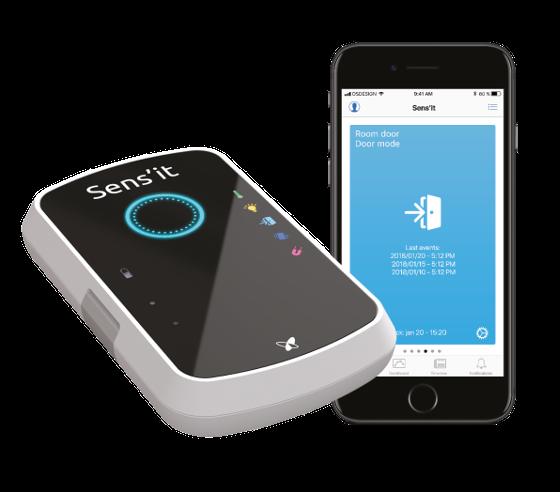 Sens-it Discovery: solución IoT integral de Sigfox.