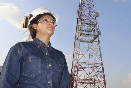 La brecha de género también existen en el sector de las telecomunicaciones