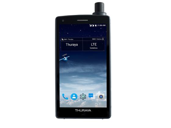 Thuraya X5-Touch: llega a España el primer smartphone satelital con Android