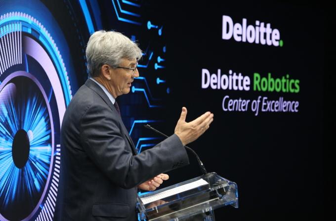 Fernando Ruiz, Presidente de Deloitte España.