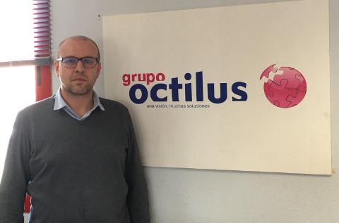 Philippe Catusse, CEO del Grupo Octilus.