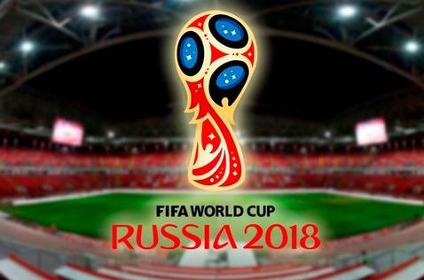 Mundial de Fútbol de Rusia.
