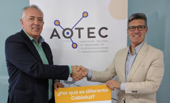 Acuerdo de AOTEC con ODF Energía para empezar a comercializar electricidad y gas natural.