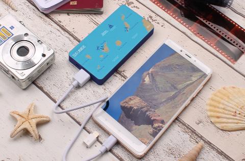Las baterías externas son una buena solución en verano.