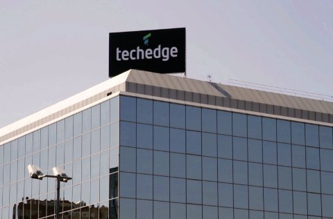 Oficinas de TechEdge en Madrid.