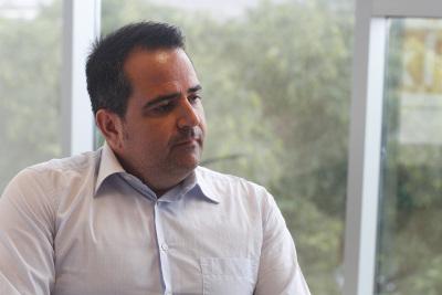 Raúl Aledo, socio fundador y consejero delegado de Aire Networks.