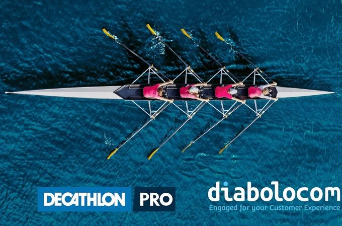 Decathlon confía en Diabolocom para la gestión de la experiencia de cliente