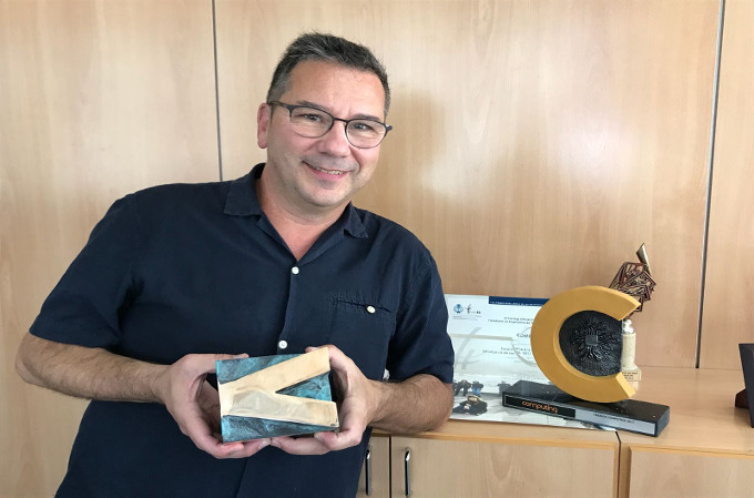 Rufino Contreras, redactor jefe de Computing.