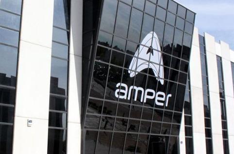 Amper acaba en positivo con 1,2 millones de euros.