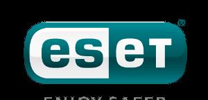 Logo de Eset.
