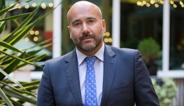 Javier de la Cuerda, CEO de Enimbos