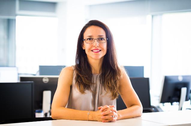 Ana Vertedor, vicepresidente de alianzas y canal de Salesforce en Iberia