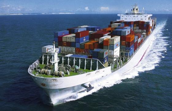 Localización de envíos marítimos intercontinentales en tiempo real