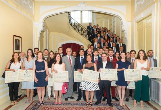Premios Ingenieros de Telecomunicación 2018