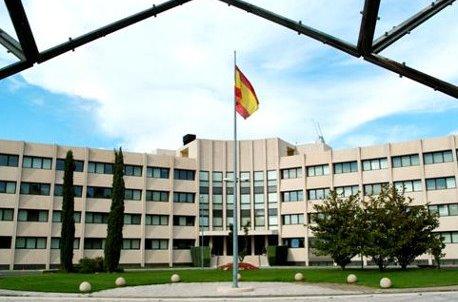 Sede del CNI en Madrid.