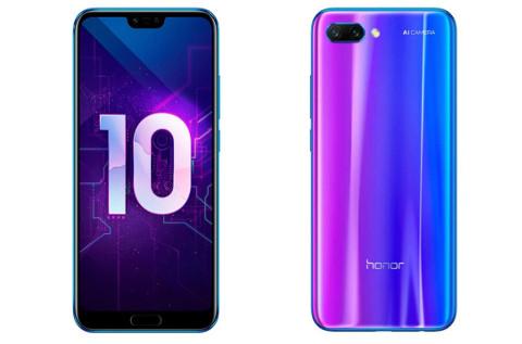 Smartphone Honor 10.