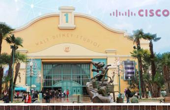 Disney rediseña el entretenimiento multimedia con Cisco.