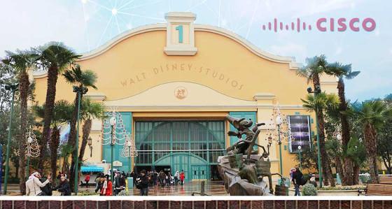Disney rediseña el entretenimiento multimedia con Cisco