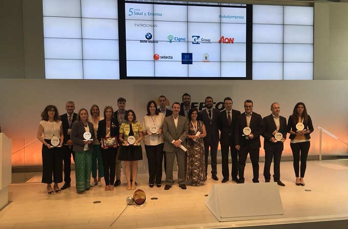 5º Premios Salud y Empresa RRHH Digital
