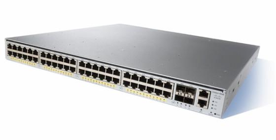 Europa lidera el mercado de switching Ethernet.