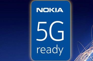 Nokia lidera las patentes 5G.