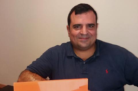 Alberto Sánchez, director de canal de Tenda.