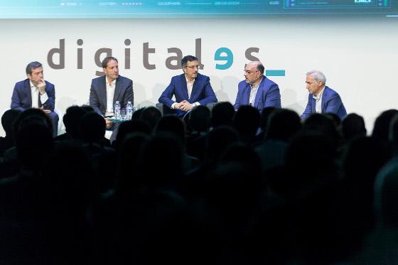 Las operadoras hablan de digitalización en Digitales Summit 2018.