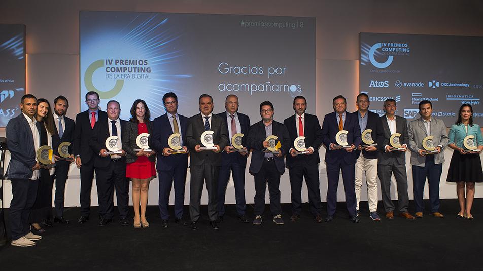 Un paso al frente en la era digital: IV premios Computing