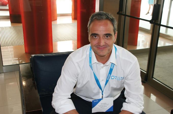 Pedro Soldado, responsable del sur de EMEA de Micro Focus.