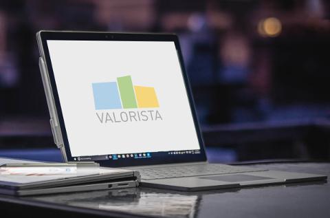 Valorista y Microsoft Surface.