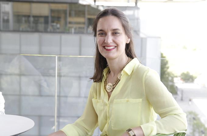 Rosalía O Donnell Baeza, responsable de Talentum de Telefónica.
