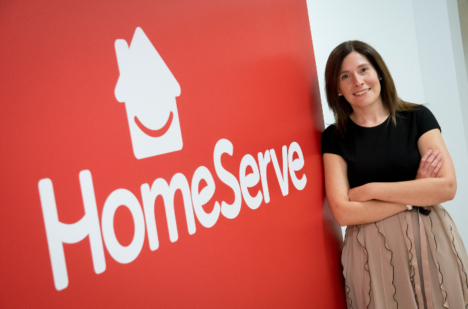 Maribel Monge, CIO de Homeserve.