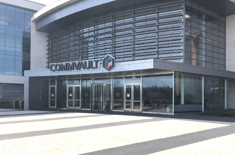 Commvault headquarters