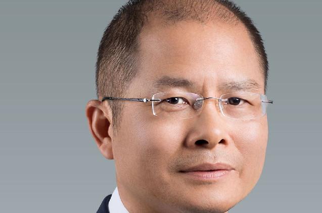 Eric Xu, CEO rotatorio de Huawei.
