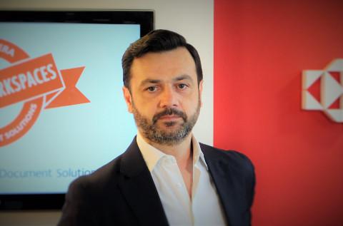 José Luis Alonso, nuevo director general de Kyocera en España.
