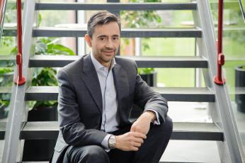 Pedro Martínez Busto, Presales & Category Manager de Aruba, una compañía de Hewlett-Packard Enterprise.