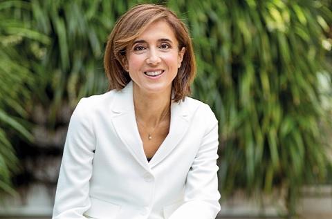 Pilar López, Presidenta de Microsoft España.