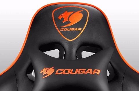 Silla de gaming de Cougar.