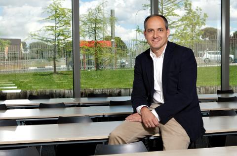 Rafael Sanz, director de empresas y partners de Microsoft Ibérica.