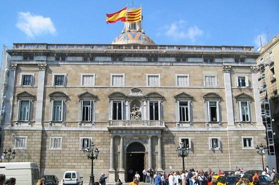 Generalitat de Cataluña.